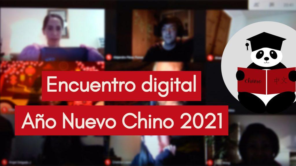 Vídeo: Encuentro online por el Año Nuevo Chino del Buey